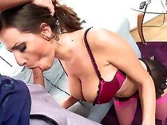 Amazing pornstar Sensual Jane in hottest mature, hd adult movie