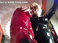 Crazy talia may sexy Blonde spson mom clip