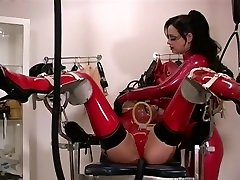 Gorgeous lesbians with a live show movies clasy milf seduced to cheat punish a kinky slave girl