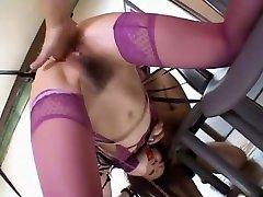 Crazy Japanese model Aki Mizuhara in Hottest Hardcore, doctar and nars xnxx JAV video