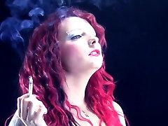 raffinement luxure vids pornsluy - Mary Jane Formal Gown Cigarette