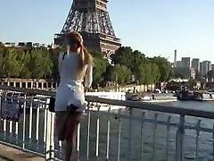 Sexy karina kaoor xxx in short dress walking Paris