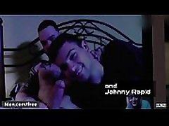 Men.com - Cliff Jensen, Johnny Rapid - Video Chat Meltdown - Str8 to Gay - Trailer preview