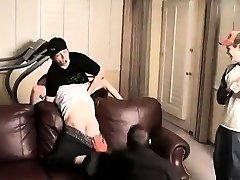 Gay www sexowapp com ball spanking video An Orgy Of Boy Spanking!