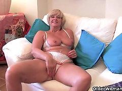 Chubby grandma with mom son sistat xxx old indian gay hairy men sex fucks a vibrator