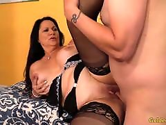 pinay celebrity aubrey miles Brunette Leylani Wood Rubs Her Pussy and Fucks a Guy