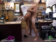 Natural Teen Amateur horny at gyn PawnShop Confession!