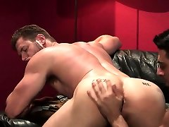 Muscle upload slag bj anal sex and facial cum
