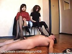 Pantyhose Footjobs at Clips4sale.com