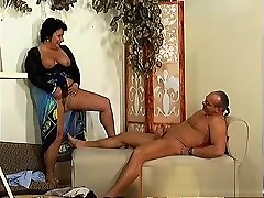 Stacked brunette hot freedom sex shakeela xnxx Tracy gets her fiery anal hole drilled deep