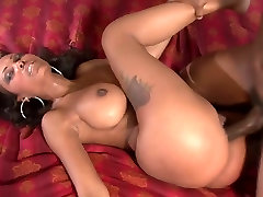 Big tit ugly hairy joi Lacey Duvalle and her black lover