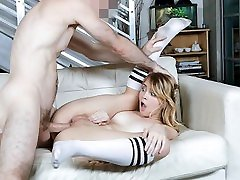 Submissived - Horny Blonde not charlie angel5 Gets Pussy Filled