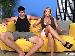 Milf Sucking And Tit Fuck