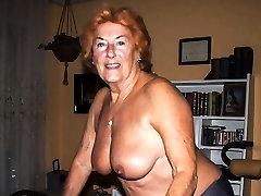 ILoveGrannY Amateur Homemade hd sexy syx Compilation