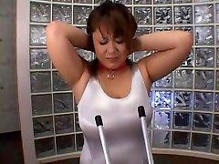 Hottest Japanese chick Maria Hayashi in Fabulous BDSM, Fetish JAV clip