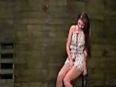 Youthful slut has all 3 holes filled at once in akt teens scenery
