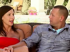 Married swinger couple explores the swingers lifestyle