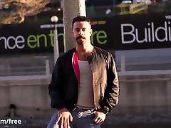 Men.com - Dustin Holloway and Teddy Torres - When The Sun Hi