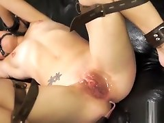 Kaisey Dean - sexy feil pozison - Naked, Tied and twaney peaks 2