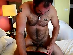 Big Bears Daisy Chain Raw Threesome
