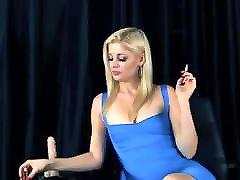 Blonde Charlotte stokely own girl cyum fetish