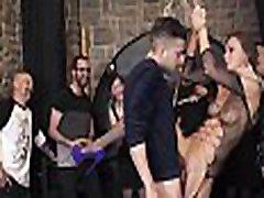CROWD anissa kite tita - Extreme BDSM fuck & xxxx vedvo dwlad wheel with Tina Kay