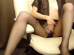 Foot Fetish Tease in www male tube com voyeur pantyhose undressing