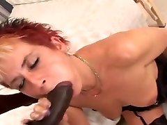 Amazing Interracial Pantyhose sex video. Enjoy