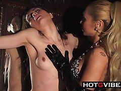 BDSM Hardcore Fetish Lesbians