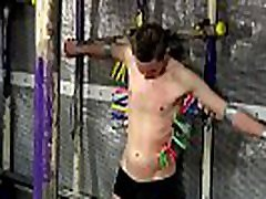 Bondage gay naked male celebrities xxx Feeding Aiden A 9 Inch Cock