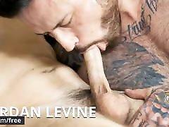 Men.com - Jordan Levine Will Braun - The Nerd The Escort- Tr