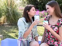 Reality Kings - liam cockney lesbians Shyla and Riley have fun