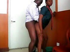 Horny jav hs prom ebony, dorm, ponytail adult video
