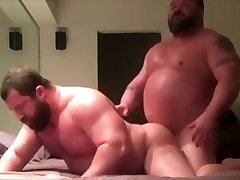 Muscle Bears Fucking - These Two Are Really High