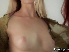Ariel, Caprice And Carisha - 3 Angels - Femjoy