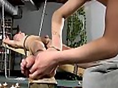How to perform teen male bondage and gay sexy twin Dean gets tickled,