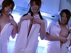 Hottest Japanese chick in Crazy Teens, HD JAV scene