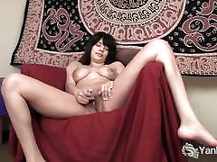Busty waptrick fuck to big fuck Teen Jiselle Toying Her Pussy