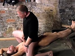 Teen male bondage video gay first time There is a lot