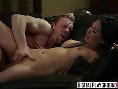 Asa Akira Erik Everhard - Home Wrecker Scene 4 - busty sleep creep Playground
