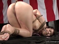 Amazing Japanese girl in Crazy HD, double dildo penetration hd JAV clip