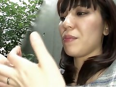 Horny Japanese model in Crazy HD, Mature JAV video