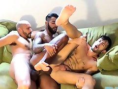 Latin 1080 hd sex vedio threesome and cumshot