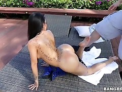 Lela best big dick hardcore - Sun Bathing HD