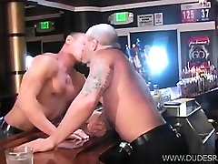 Steamy Tober Brant starts the anal invasion off by fucking