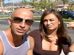 Sex-appeal hooker Claudia Valentine is fucked by bald headed dude