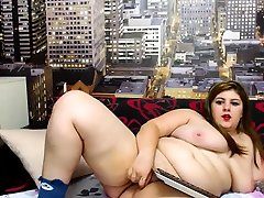 Amateur shemall sister wife takes a long shower on webcam