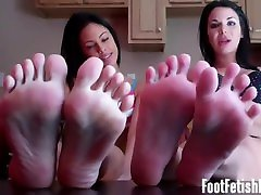 Feet Porn And Foot Fetish Porn Vids