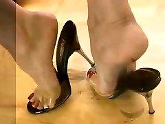 Foot grosse fesses porn and korean officerkorea worship