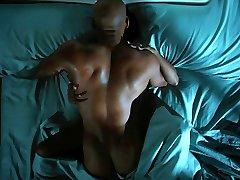 Male celeb Boris Kodjoe smal garlis ass in Addicted